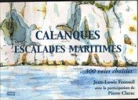 calanques, escalade maritime de jean louis fenouil