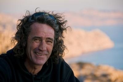 Pierre CLARAC, escalade dans les calanques